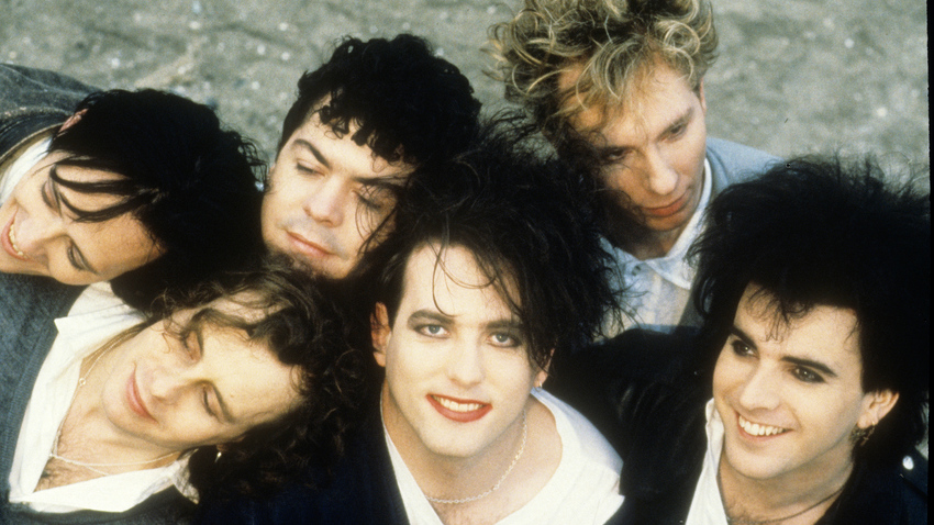 The Cure party 4 ημέρες πριν τη μεγάλη συναυλία!