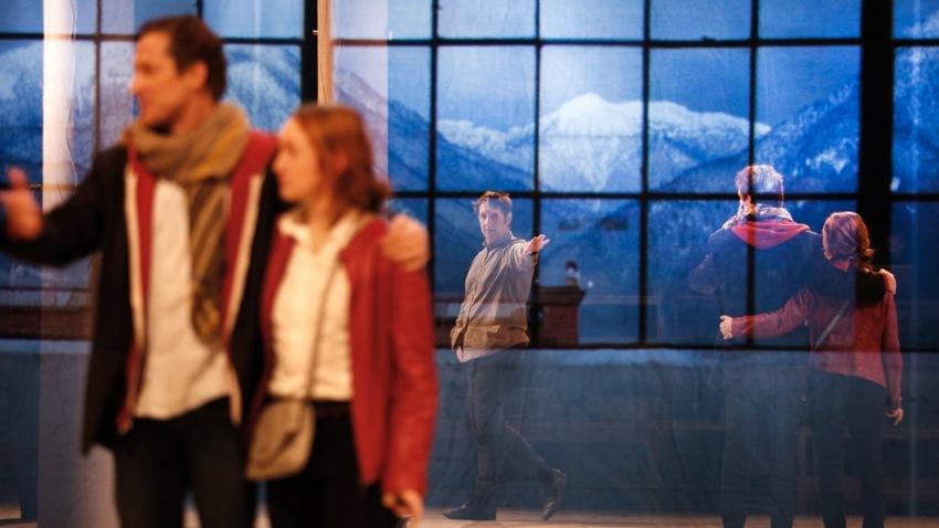 Θέατρο του Ήλιου – R. Lepage :: Kanata – Επεισόδιο 1ο – Η διαμάχη