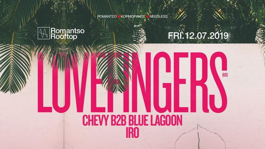 Lovefingers :: DJ set at Romantso Rooftop