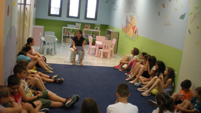 Βιβλιοδροσίσματα στις Δημοτικες Βιβλιοθήκες Νίκαιας και Αγ.Ι. Ρέντη