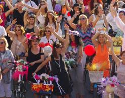 Athens Fancy Women Bike Ride!