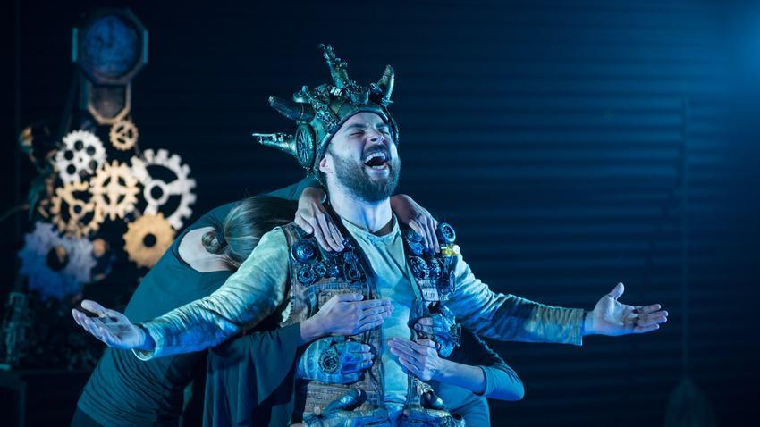 Τικ Τακ Ντο   Μουσικοθεατρική παράσταση στη Σύρο