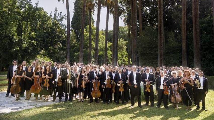 Ταξίδι στον Νέο Κόσμο, Κρατική Ορχήστρα Αθηνών