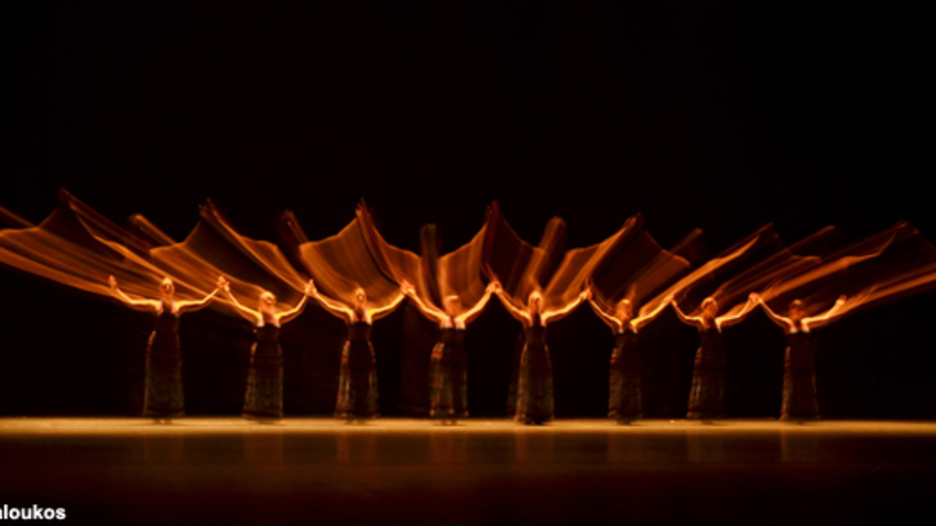 The Thread | Χορός στο Μέγαρο