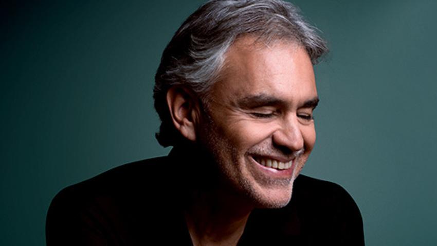 Ο Andrea Bocelli στο Ηρώδειο | SOLD OUT