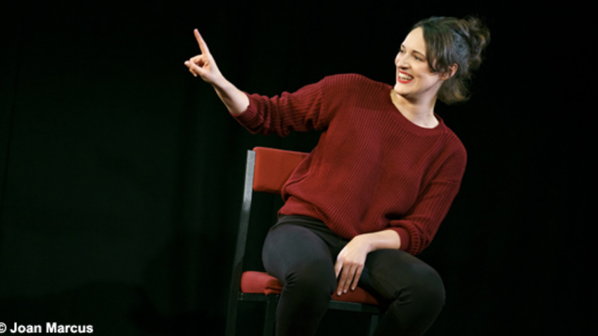 "National Theatre Live   ""Fleabag"" της Phoebe Waller-Bridge"