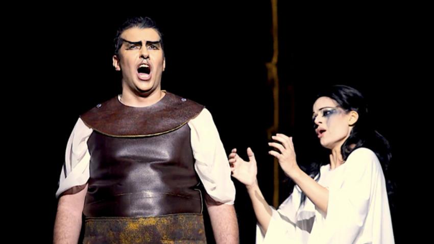 Aida στο Θέατρο Πέτρας και στο Βεάκειο