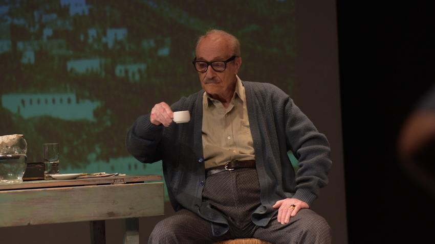 «Εγώ, ο Μάρκος Βαμβακάρης» | Δημοτικό Θέατρο Πειραιά