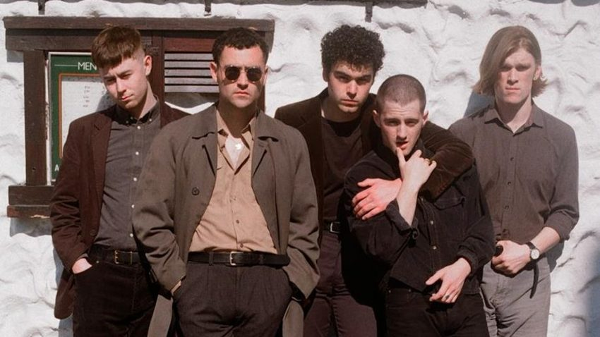 The Murder Capital | Ιρλανδέζικη punk στη Death Disco