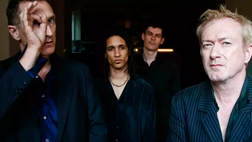 Gang of Four / special guests: KPAAK