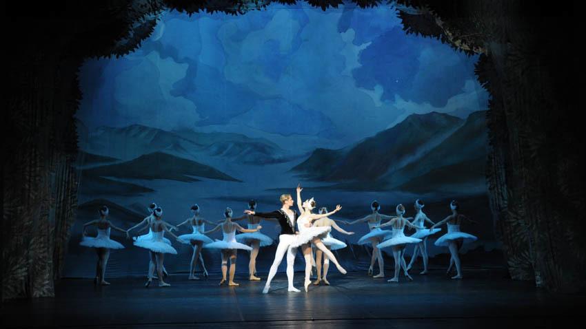 Russian Ballet Theatre | Λίμνη των Κύκνων