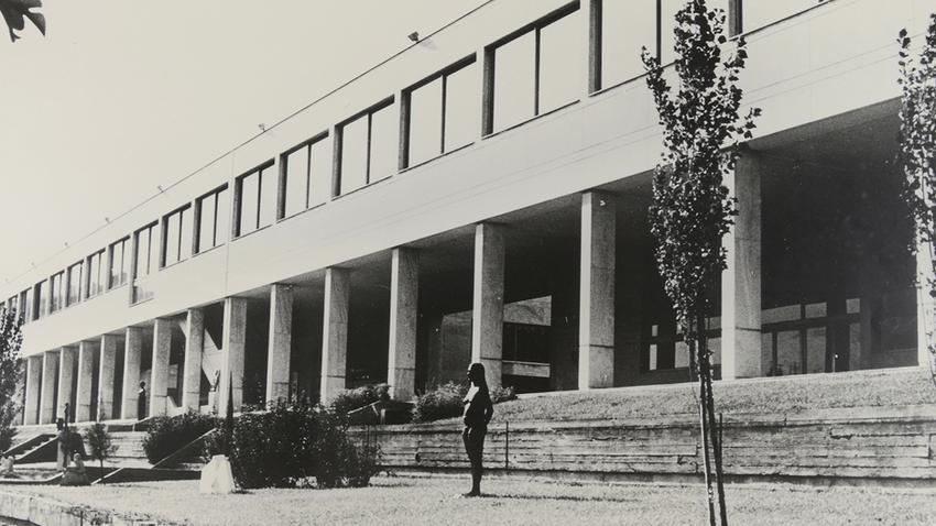 Από το κτήριο στην κοινότητα. Ο Ιωάννης Δεσποτόπουλος και το Bauhaus