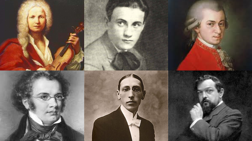 ΑΝΑΒΟΛΗ | Συγχαρητήρια για τη μουσική σας! | Τα παιδιά γνωρίζουν τους συνθέτες.