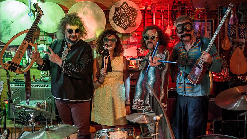 BaBa ZuLa | εκστατικές μουσικές από την Πόλη!
