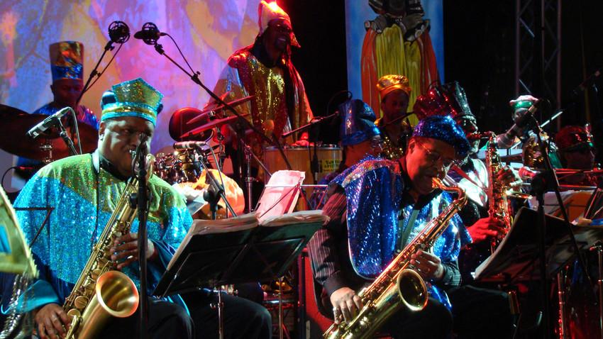 Οι Sun Ra Arkestra στο ΚΠΙΣΝ για μία μοναδική συναυλία