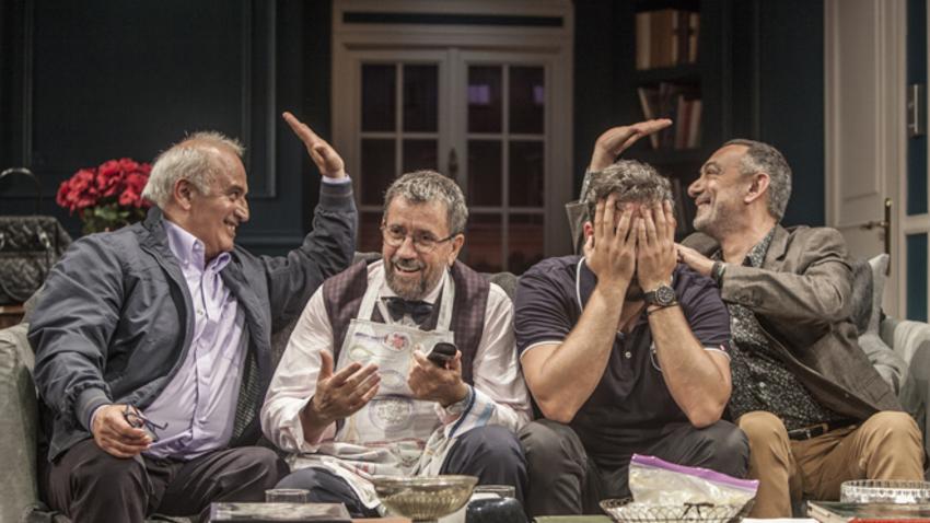 «Δείπνο ηλιθίων» για 4η χρονιά    Θέατρο Κάππα