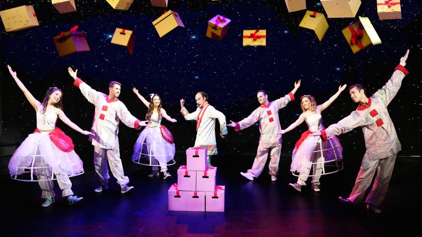 Το δώρο της παπλωματούς | Νέο Θέατρο Κατερίνας Βασιλάκου