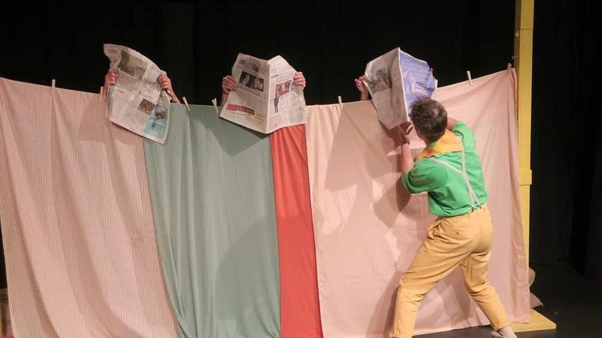 Ο Λευτέρης, ένα περιστέρι δίχως ταίρι | Για 2η χρονιά στο θέατρο Άβατον