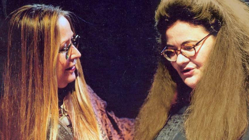 Η Μαρίζα Κωχ και η Νένα Βενετσάνου | «Το Ξανθό Κορίτσι της Σαντορίνης»