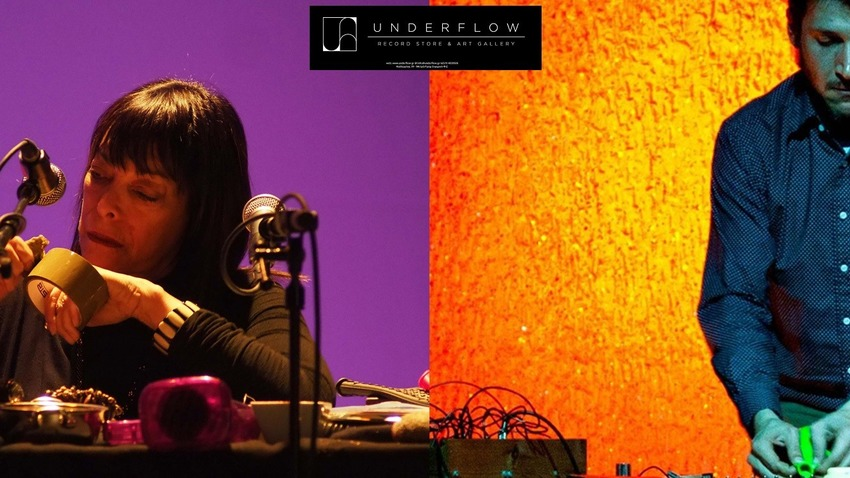Tasos Stamou & Anna Homler | Underflow