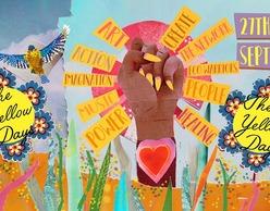 Yellow Days Festival στην Ανωτάτη Σχολή Καλών Τεχνών