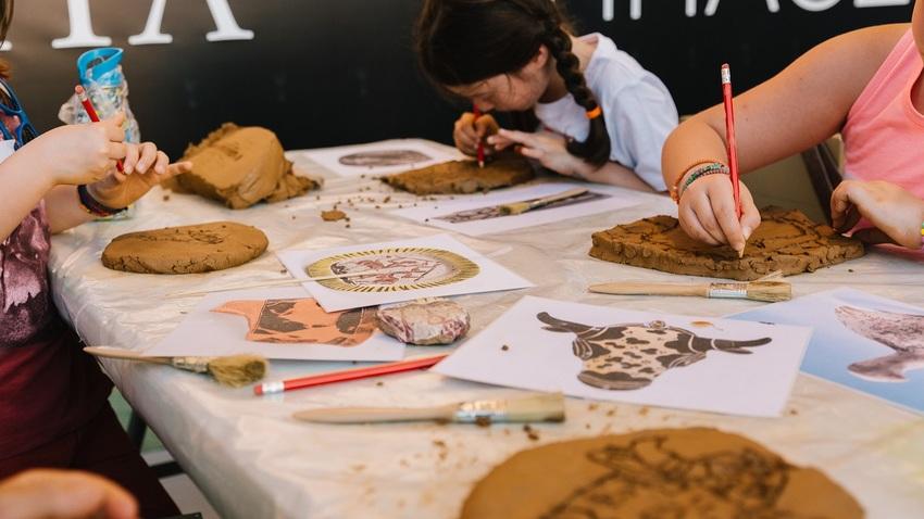 Έκθεση με έργα παιδιών εμπνευσμένα από την έκθεση «Πικάσο και Αρχαιότητα»