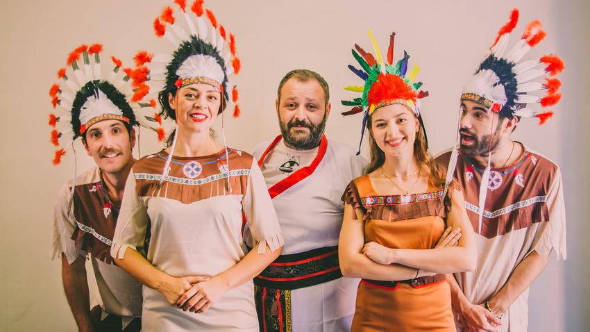 ΑΝΑΒΟΛΗ | O θαυμαστός κόσμος της Μαργαρίτας | Μια μουσικοθεατρική διαδραστική παράσταση