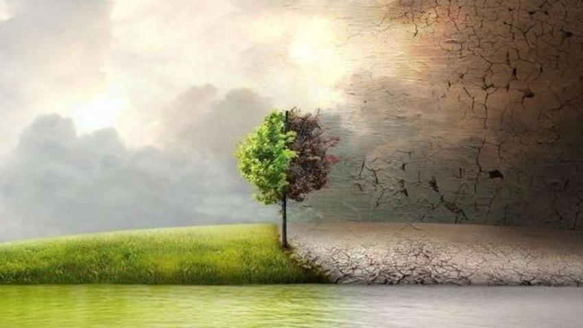 Global Green New Deal   Ομιλία για την Κλιματική Αλλαγή