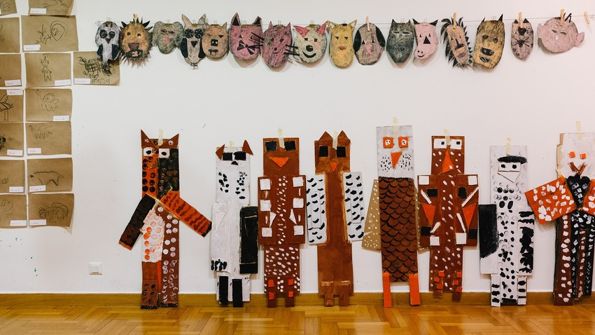Εκπαιδευτικά προγράμματα στο Μουσείο Κυκλαδικής Τέχνης | Οκτώβριος 2019
