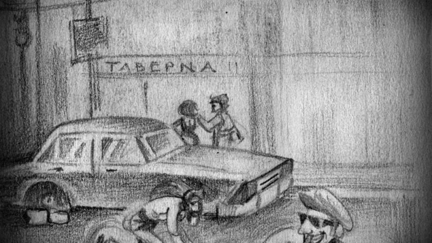 «Το εγχειρίδιον ενός καλού κλέφτη» | Θέατρο Μεταξουργείο