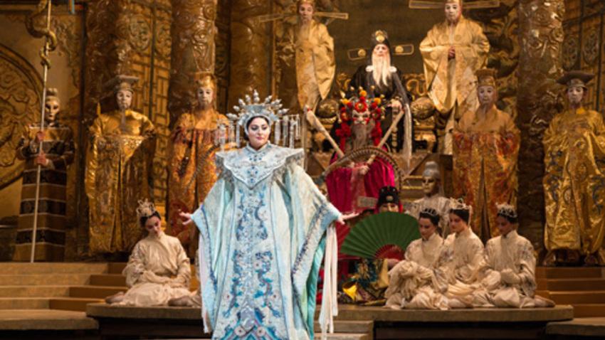 MET HD LIVE Giacomo Puccini: Τουραντότ