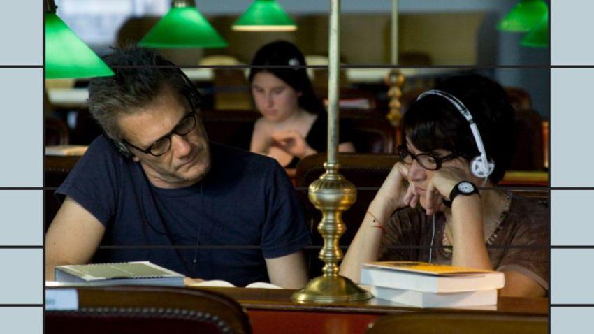 Τhe Quiet Volume: Performance για την ανάγνωση στην Εθνική Βιβλιοθήκη