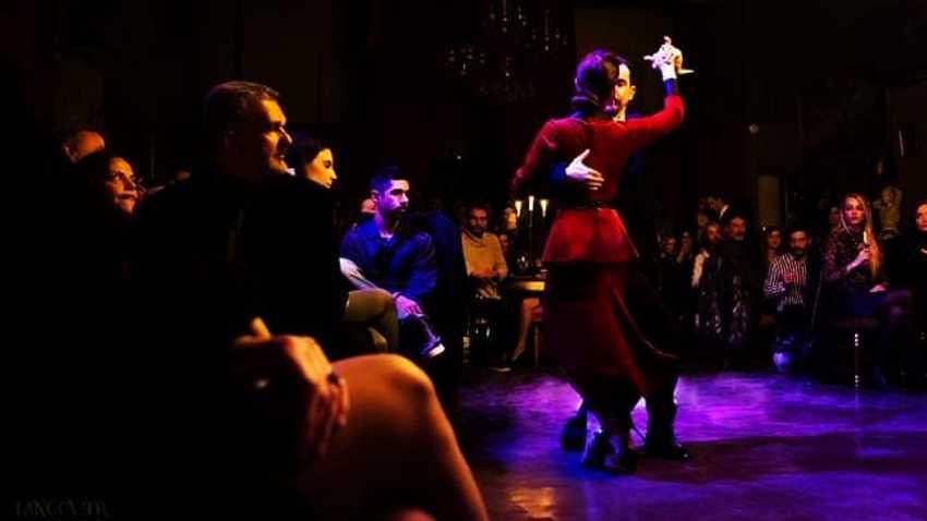 Tango Acropolis | Piazzolla Jazz :: Feel Tangover!