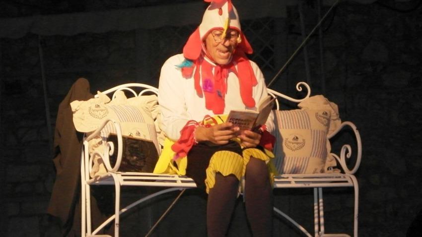Ένας Κόκορας στην Πόλη | Παιδική παράσταση της Καλλιόπης Σαΐτη