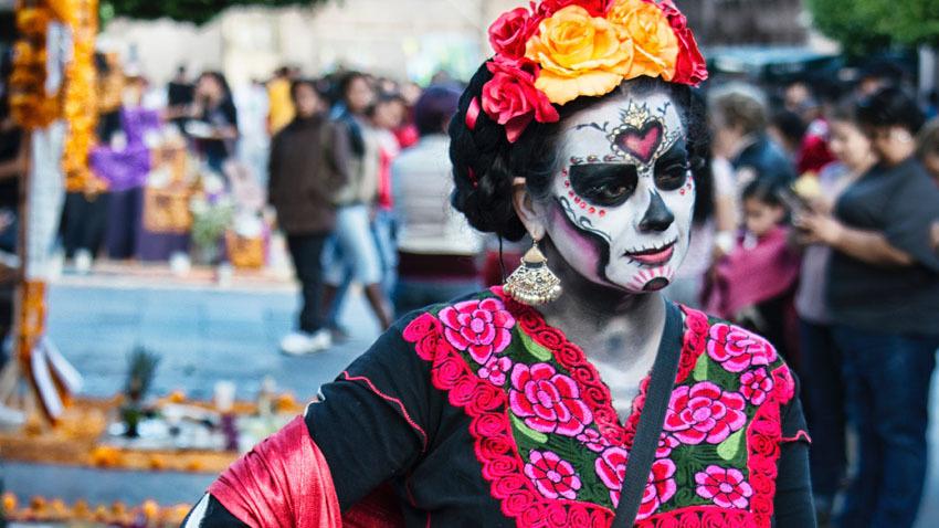 Ημέρα των Νεκρών | Μια μοναδική μεξικάνικη γιορτή!