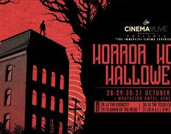 Cinema Alive Presents: Horror Hotel Halloween