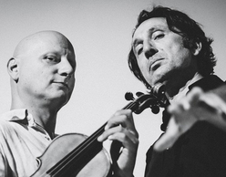 Cadenza για ηθοποιό για βιολί!