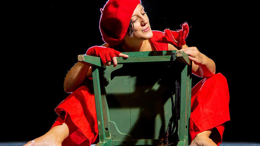 Η καρέκλα που φανταζόταν | Διαδραστική μουσικοθεατρική παράσταση