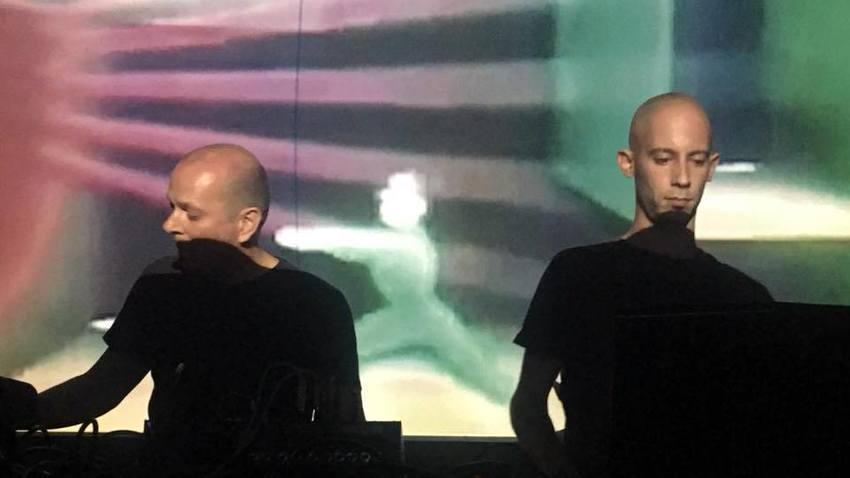 Τα Ηχοτοπία  παρουσιάζουν live το νέο τους δίσκο «Χωρίς Ταχύτητα»