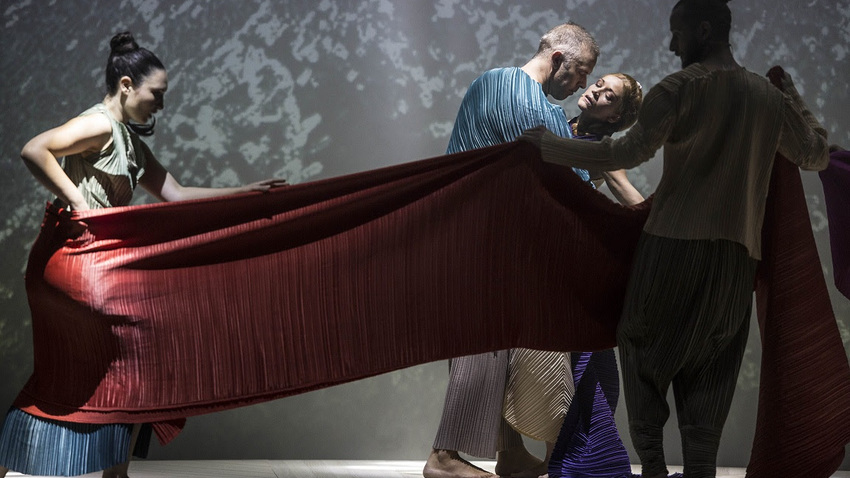 «O χορός της φωτιάς» - Μια παράσταση για τον Πόντο | σκην.: Άρης Μπινιάρης