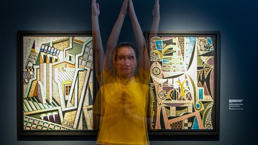 ΑΝΑΒΟΛΗ | Yoga στο Μουσείο B&E Γουλανδρή