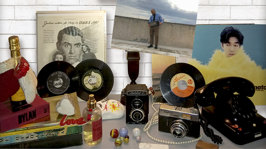 Vinyl & Vintage marketplace στο Ωδείο Αθηνών