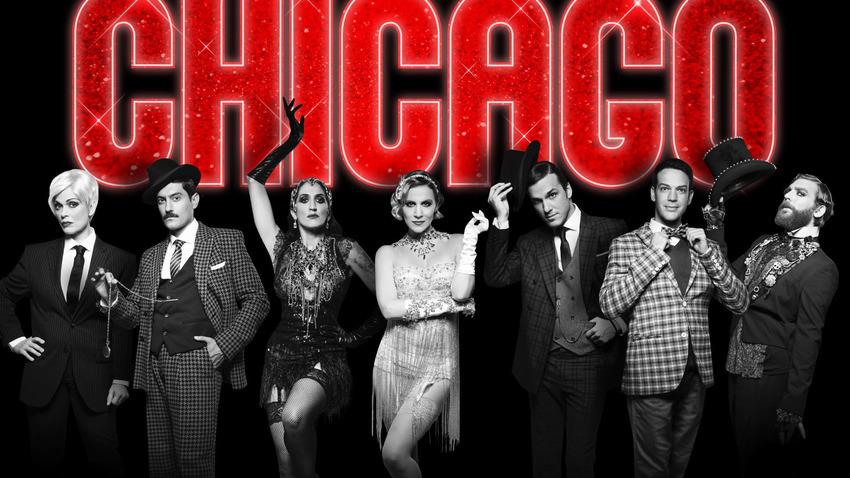 """Η υπερπαραγωγή """"Chicago"""" στο Θέατρο Ολυμπία"""