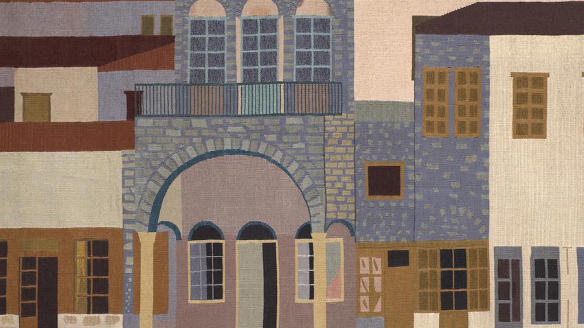 ΥΦΑΝΣΕΙΣ. Ζωγραφική και Ταπισερί στην Ελλάδα από το 1960 έως σήμερα