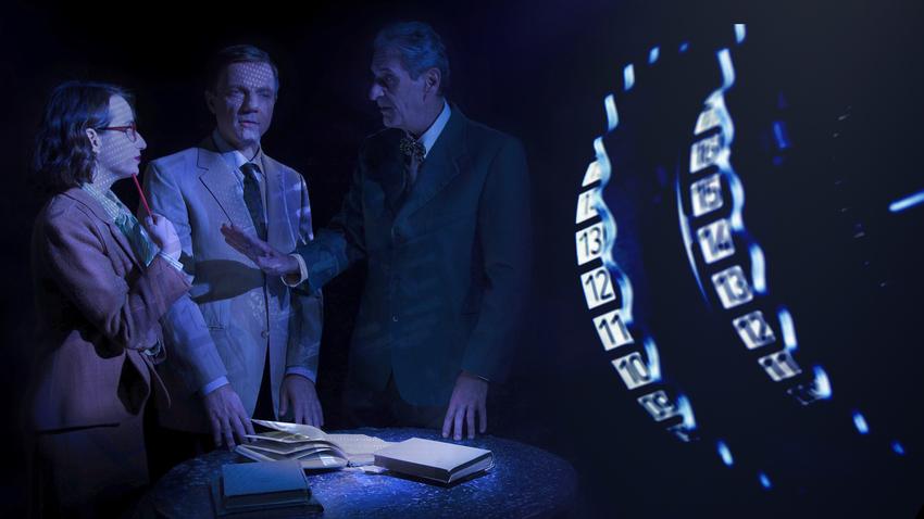 ΑΙΝΙΓΜΑ: H αληθινή ιστορία του Alan Turing | ομάδα 90οC