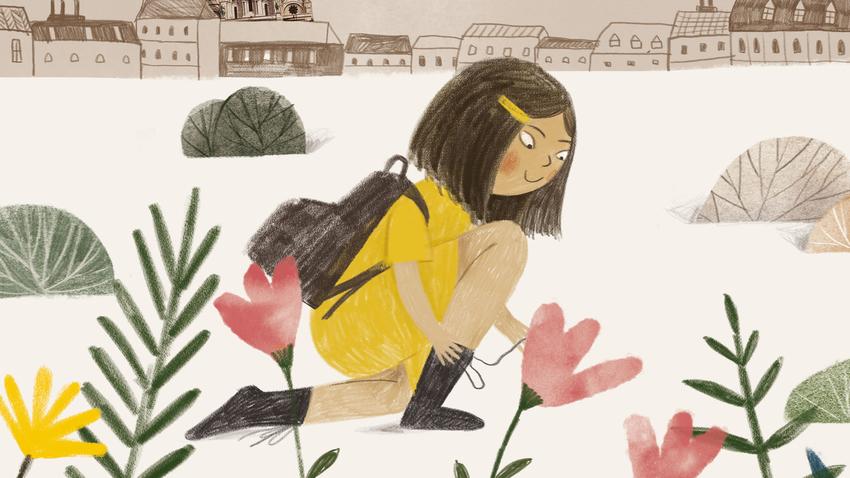 Τα παπούτσια των άλλων | Παρουσίαση βιβλίου στο «hello kids»