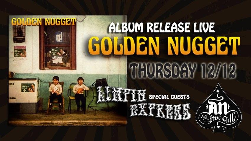 Golden Nugget Album Release   An Club