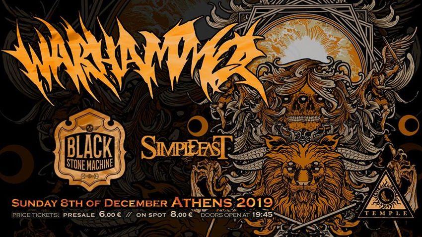 Warhammer, Simplefast, Black Stone Machine | Temple