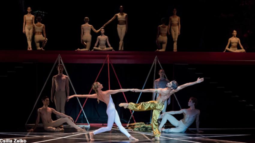 Béjart Ballet Lausanne :: Μαγικός Αυλός