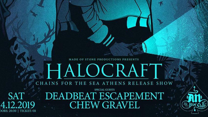 Halocraft | Deadbeat Escapement | Chew Grave | AN Club
